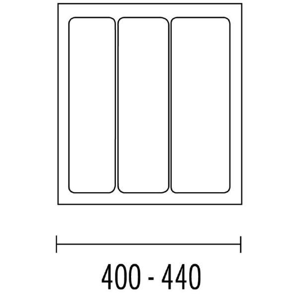 lijntekening universel 50 cm