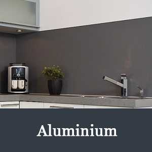 Aluminium achterkant