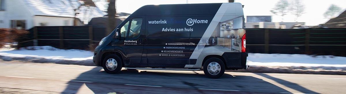 Waterink keukens advies aan huis
